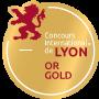 lyon gold medal 2019